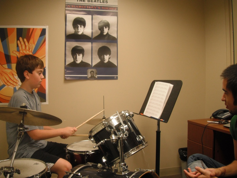 Drum/ Percussion Class with instructor - Jose Escobar