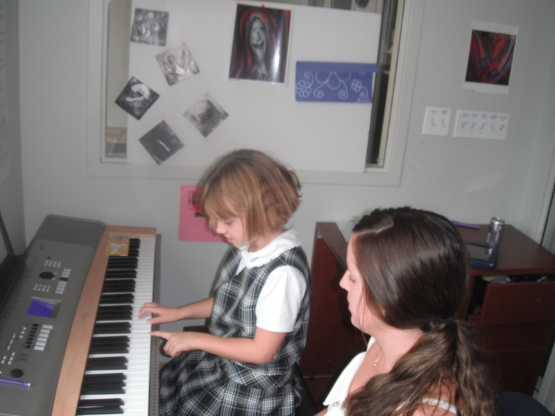Beginning Piano with Miss Ami!